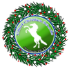 school-logo-christmas-wreath