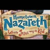 Hometown Nazareth Sign square