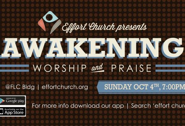 Awakening - Oct 4